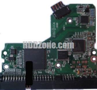 2060-001127-003 WD Harddisk kontrol devre mantık kartı