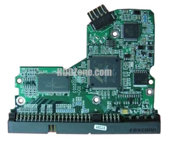 2060-001130-012 WD Harddisk kontrol devre mantık kartı