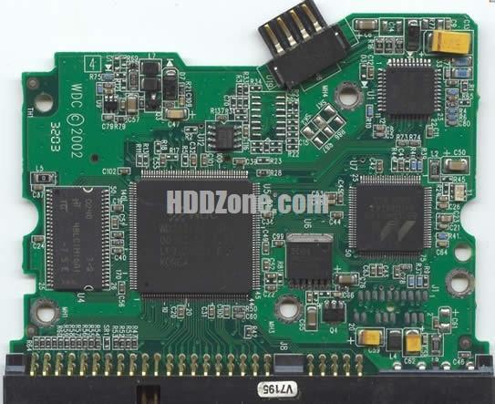 2060-001159-006 WD Harddisk kontrol devre mantık kartı