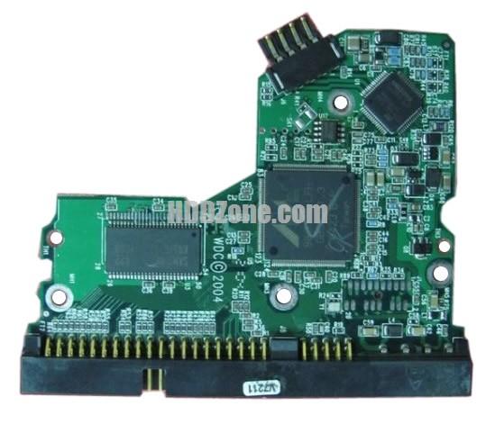 2060-001292-000 WD Harddisk kontrol devre mantık kartı