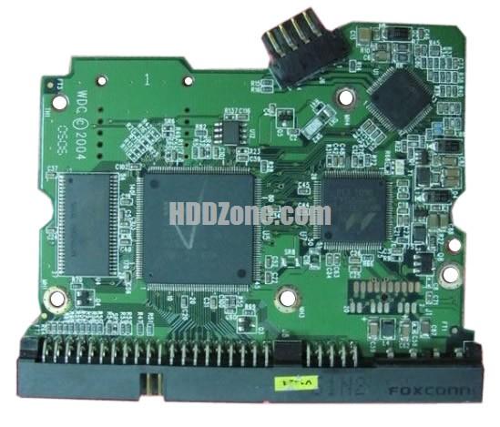 2060-701265-001 WD Harddisk kontrol devre mantık kartı