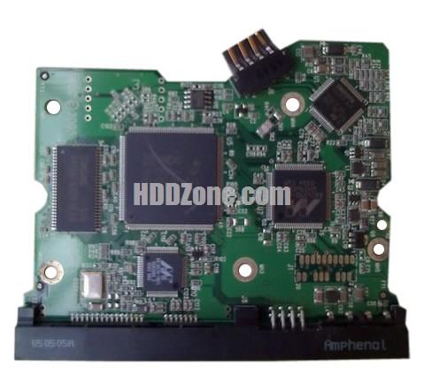 2060-701267-001 WD Harddisk kontrol devre mantık kartı