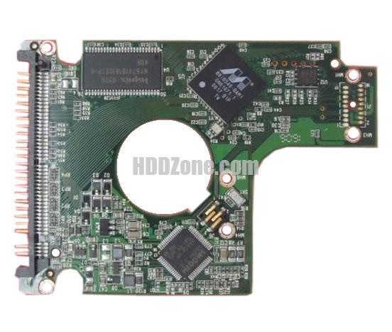 2060-701281-001 WD Harddisk kontrol devre mantık kartı
