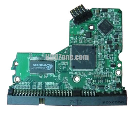2060-701292-001 WD Harddisk kontrol devre mantık kartı