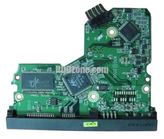 2060-701335-002 WD Harddisk kontrol devre mantık kartı