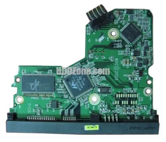 2060-701335-005 WD Harddisk kontrol devre mantık kartı