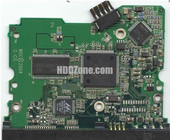 2060-701336-003 WD Harddisk kontrol devre mantık kartı