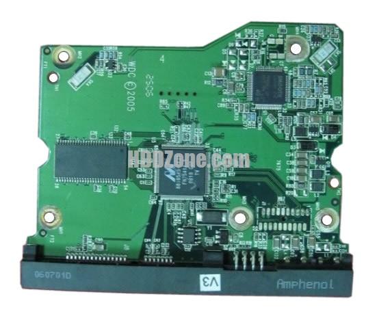 2060-701383-001 WD Harddisk kontrol devre mantık kartı
