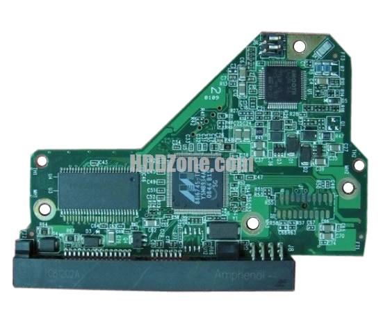 2060-701444-003 WD Harddisk kontrol devre mantık kartı