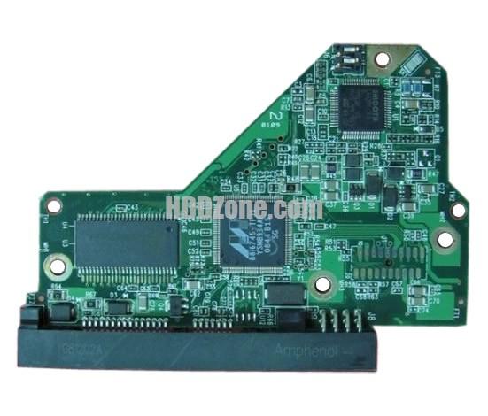 2060-701444-004 WD Harddisk kontrol devre mantık kartı