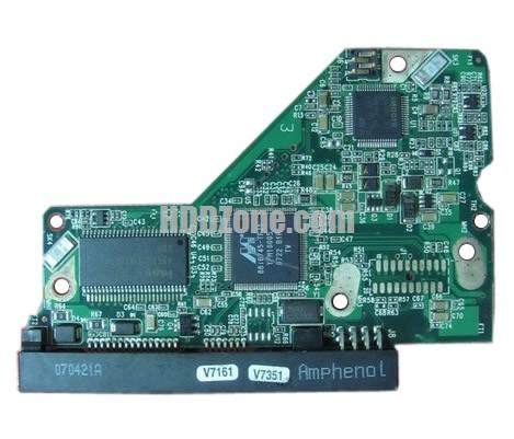 2060-701477-002 WD Harddisk kontrol devre mantık kartı