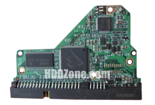 2060-701494-001 WD Harddisk kontrol devre mantık kartı