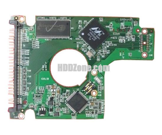 2060-701510-000 WD Harddisk kontrol devre mantık kartı