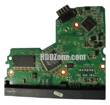 2060-701520-000 WD Harddisk kontrol devre mantık kartı