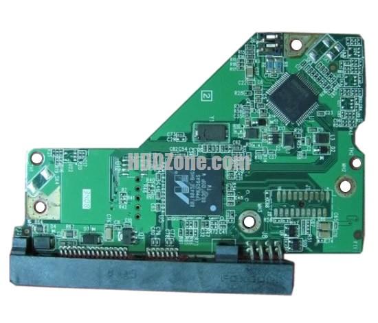 2060-701537-002 WD Harddisk kontrol devre mantık kartı