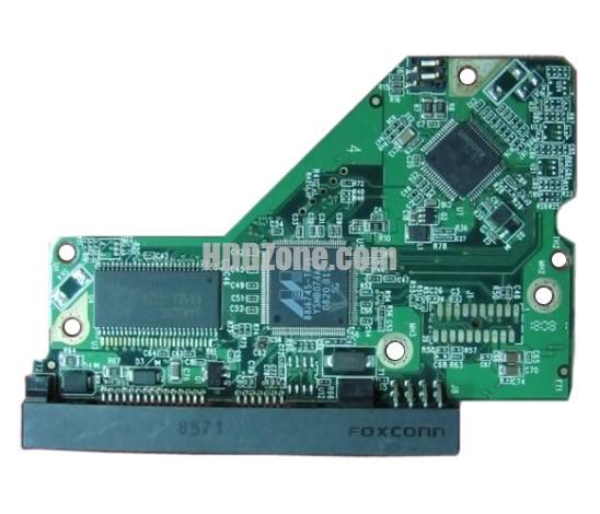 2060-701552-003 WD Harddisk kontrol devre mantık kartı