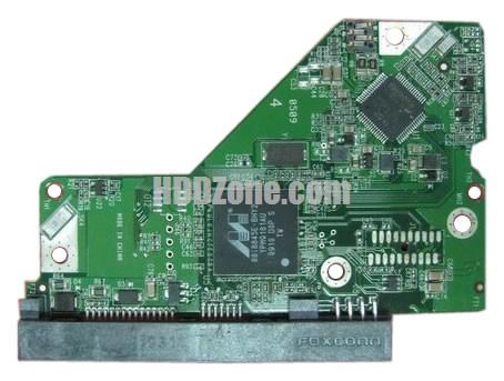 2060-701567-000 WD Harddisk kontrol devre mantık kartı