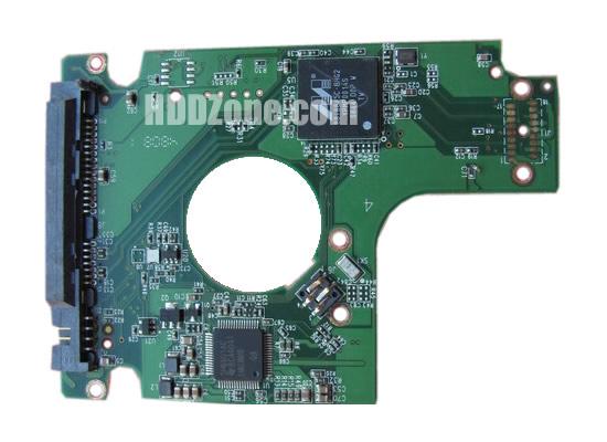2060-701572-002 WD Harddisk kontrol devre mantık kartı