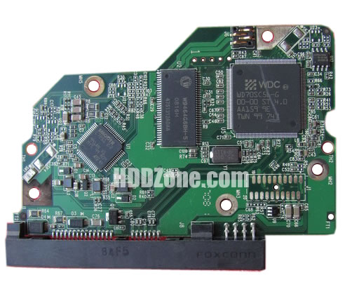 2060-701578-001 WD Harddisk kontrol devre mantık kartı