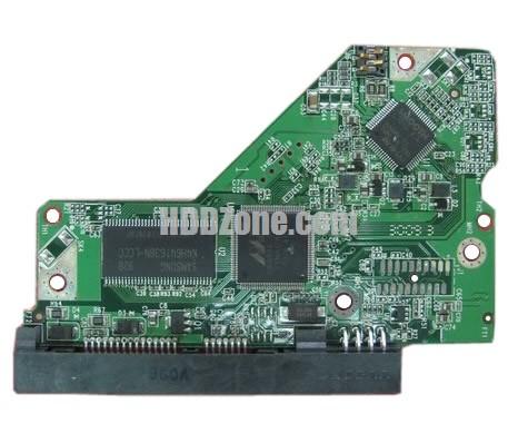 2060-701590-000 WD Harddisk kontrol devre mantık kartı