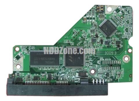2060-701590-001 WD Harddisk kontrol devre mantık kartı