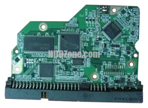 2060-701596-001 WD Harddisk kontrol devre mantık kartı