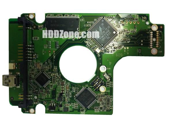 2060-701615-004 WD Harddisk kontrol devre mantık kartı