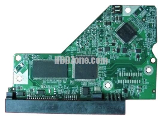 2060-701640-001 WD Harddisk kontrol devre mantık kartı