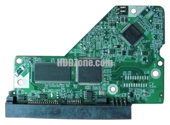 2060-701640-007 WD Harddisk kontrol devre mantık kartı