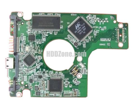 2060-701675-001 WD Harddisk kontrol devre mantık kartı