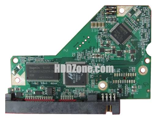 2060-701698-000 WD Harddisk kontrol devre mantık kartı