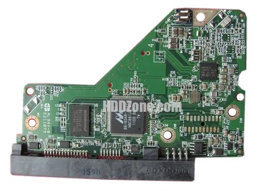 2060-701824-000 WD Harddisk kontrol devre mantık kartı