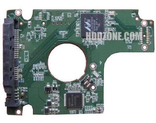 2060-771574-001 WD Harddisk kontrol devre mantık kartı