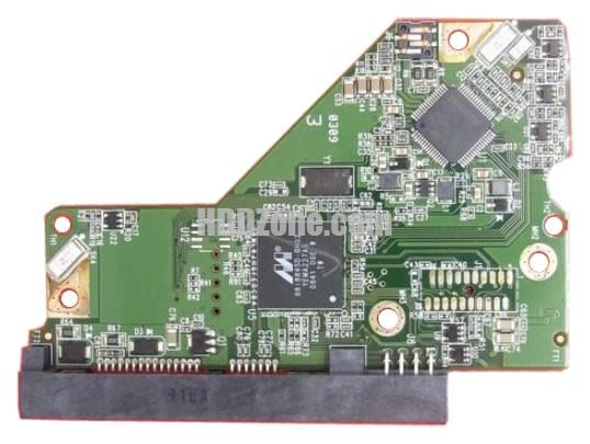 2060-771577-000 WD Harddisk kontrol devre mantık kartı