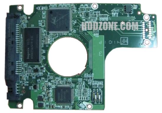 2060-771629-001 WD Harddisk kontrol devre mantık kartı