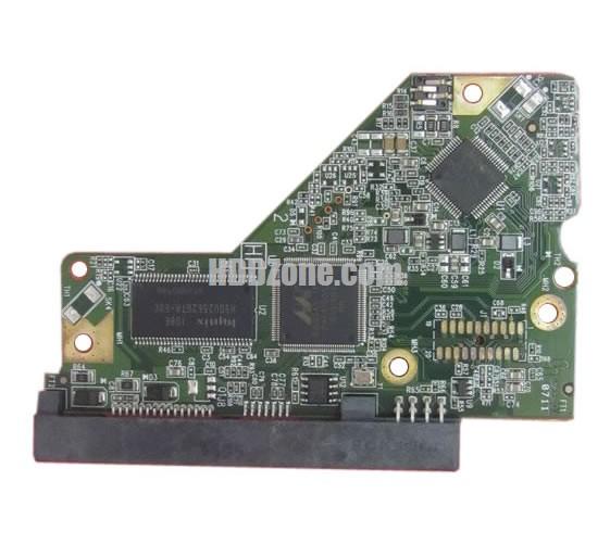 2060-771640-005 WD Harddisk kontrol devre mantık kartı