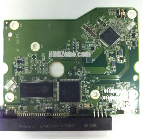 2060-771642-003 WD Harddisk kontrol devre mantık kartı