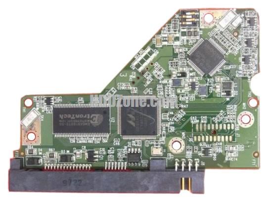2060-771668-000 WD Harddisk kontrol devre mantık kartı