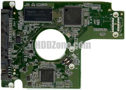 2060-771692-001 WD Harddisk kontrol devre mantık kartı