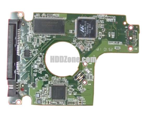 2060-771692-005 WD Harddisk kontrol devre mantık kartı