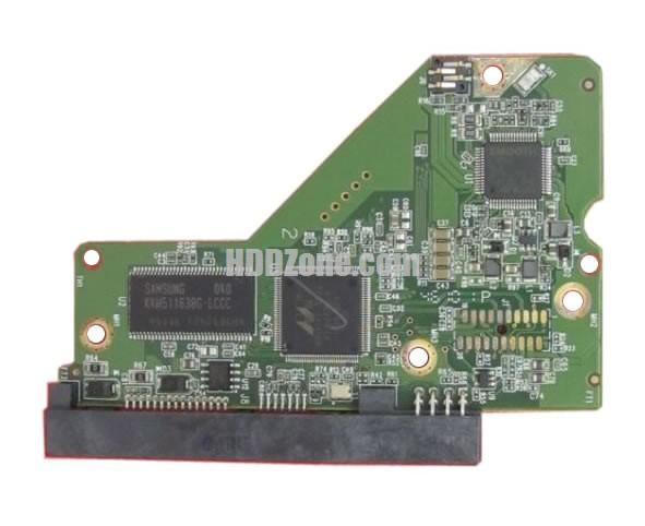 2060-771698-002 WD Harddisk kontrol devre mantık kartı