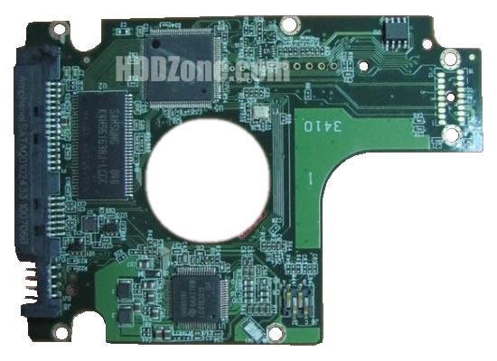 2060-771714-000 WD Harddisk kontrol devre mantık kartı