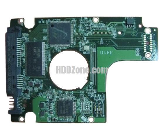 2060-771714-002 WD Harddisk kontrol devre mantık kartı