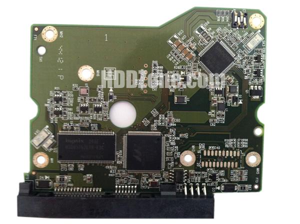 2060-771716-001 WD Harddisk kontrol devre mantık kartı
