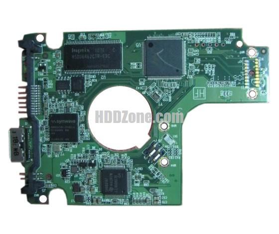 2060-771737-000 WD Harddisk kontrol devre mantık kartı