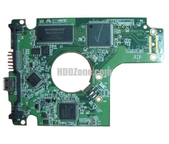 2060-771754-000 WD Harddisk kontrol devre mantık kartı