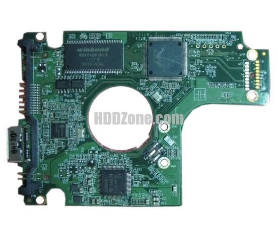 2060-771761-001 WD Harddisk kontrol devre mantık kartı