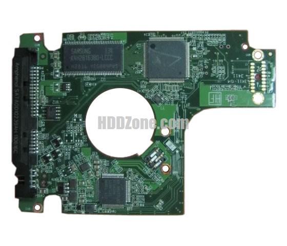 2060-771820-000 WD Harddisk kontrol devre mantık kartı