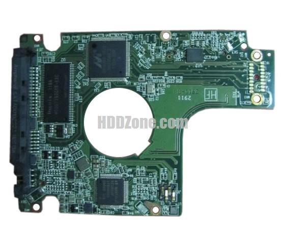 2060-771823-000 WD Harddisk kontrol devre mantık kartı
