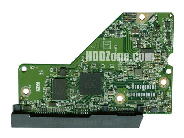 2060-771829-004 WD Harddisk kontrol devre mantık kartı